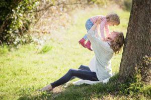 passer temps avec enfants